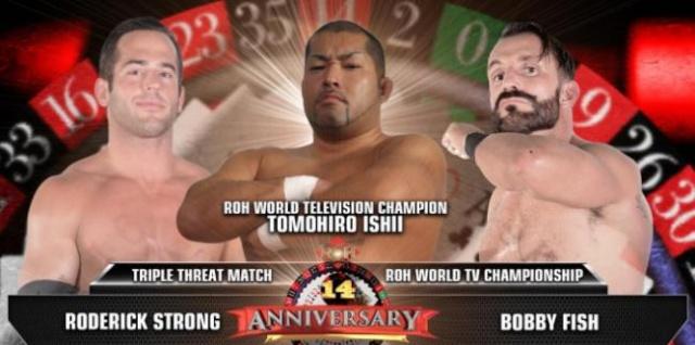 ROH 14th Anniversary du 26/02/2016 02261618