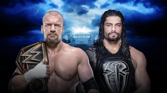 Concours de pronostics saison 5 - WrestleMania 32 20151011