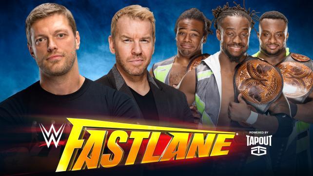WWE Fastlane du 22/02/2016 20160211