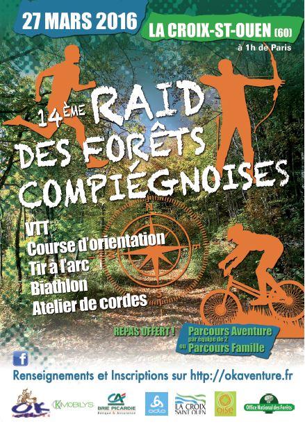 Trail & Raid des forêts compiegnoises le 27 mars 2016 Raid2010