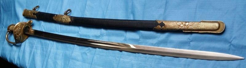 Sabre de Marine (kyu-gunto) Mle 1896 20160222