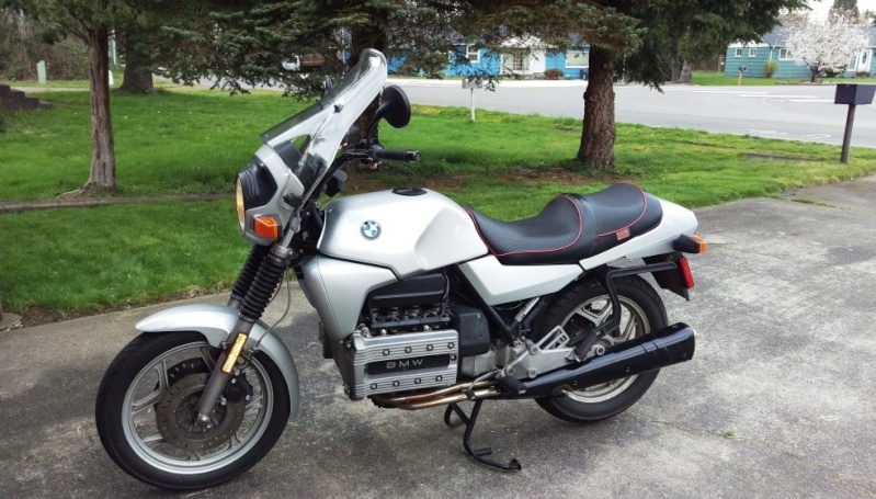 1985 K100 standard with 20,202 original miles! Imag1715