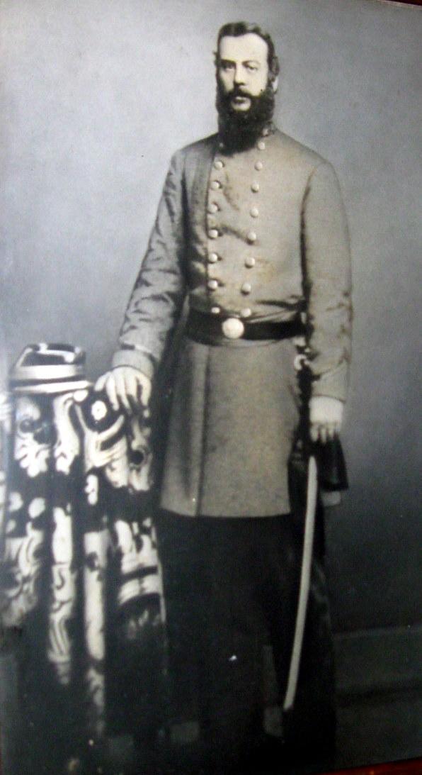 """Général CSA Alfred Mouton, un louisianais """"cajun"""" Img_0810"""