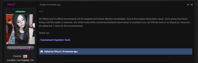 Dueling Network Removes Card Images and Other Announcements: Tourna10