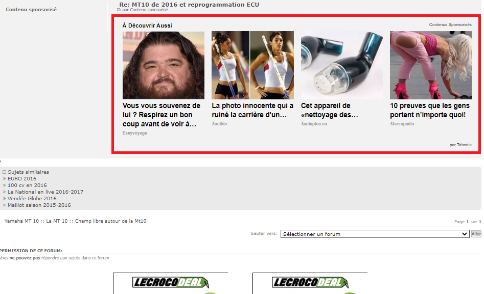 Sponsored content Ads still show for member even I 've chosen to display for Guest only. Ffggf10