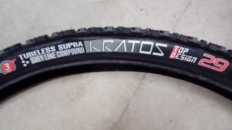 Vends pneus rubena kratos 29x2,25 tubeless ready Dsc_0010