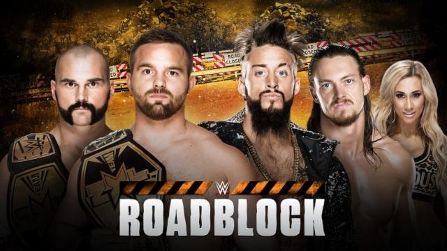 WWE Roadblock du 12/03/2016 20160314