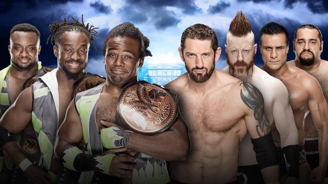 Concours de pronostics saison 5 - WrestleMania 32 20160318
