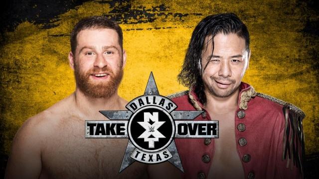 NXT TakeOver : Dallas du 1/04/2016  20160321