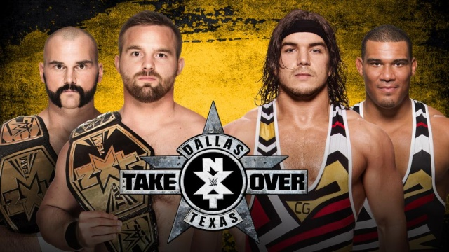 NXT TakeOver : Dallas du 1/04/2016  20160322