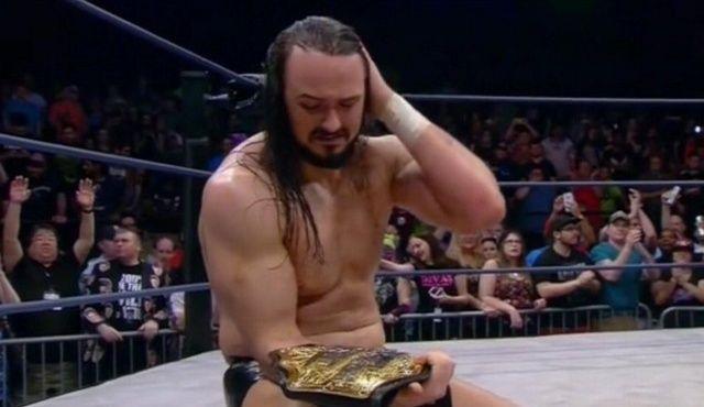 [Compétition] Un nouveau champion TNA titré à Impact ! Drew-g10