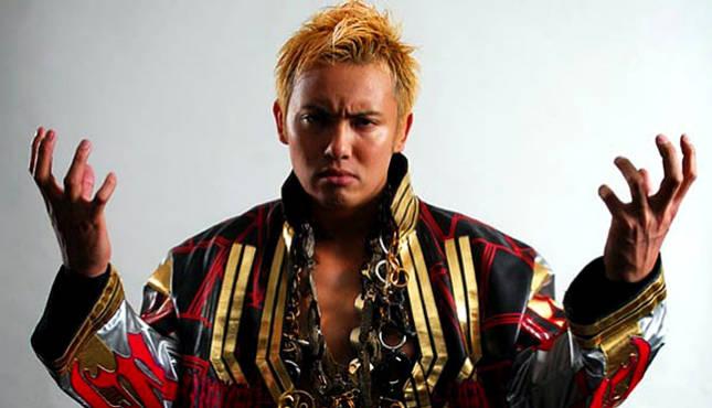 [Contrat] La WWE intéressée par une autre star de la NJPW ? Kazuch10