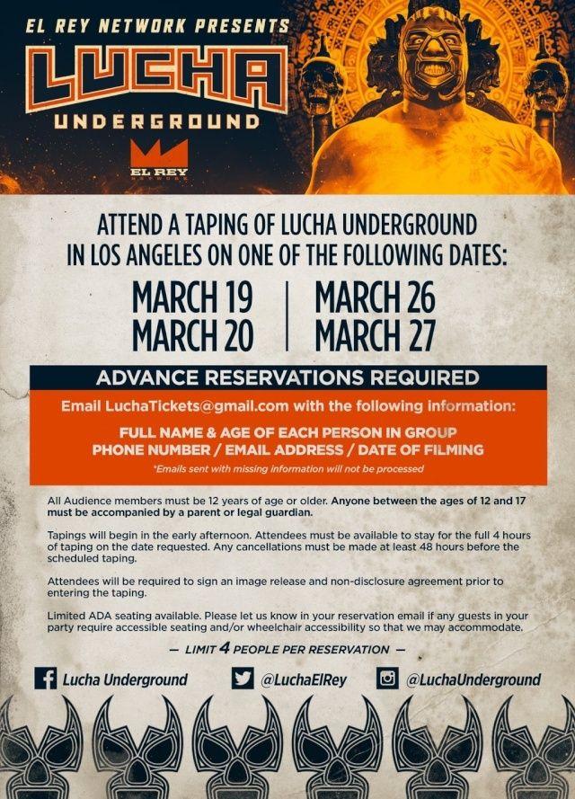 [Contrat] Une saison 3 déjà officielle pour la Lucha Underground ! (Mis à jour) Sanrs-11