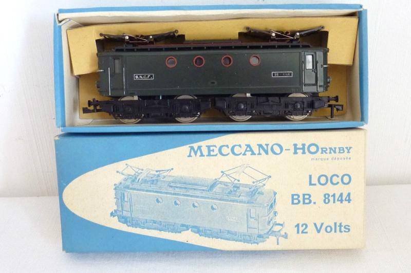 Vieux modèles ferroviaires Ho _5710