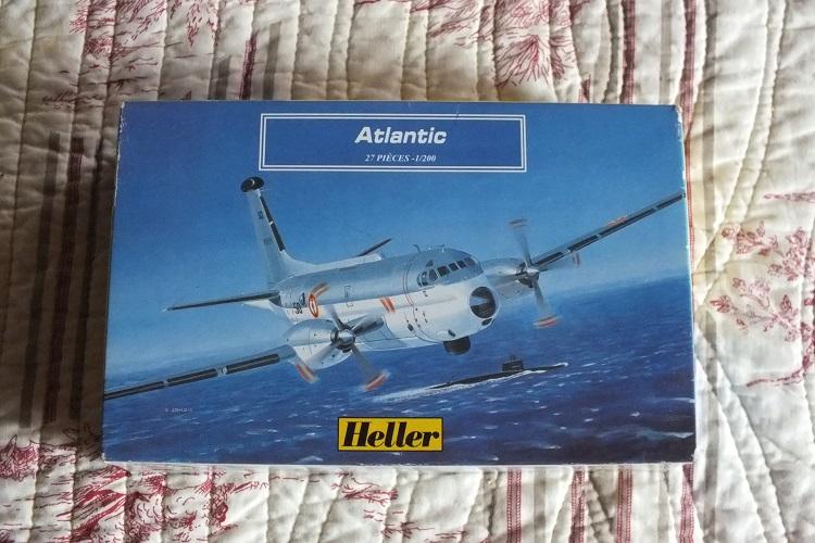 [Les anciens avions de l'aéro] Le Bréguet Atlantic (BR 1150) - Page 5 Atlant10