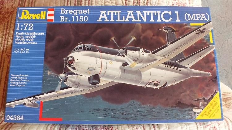 [Les anciens avions de l'aéro] Le Bréguet Atlantic (BR 1150) - Page 5 Bregue10