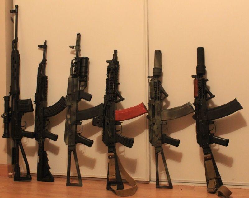 ak105 - Mega Review : [E&L] & [GHK] AK105 - [WE] AK PMC & AKSU74  Sans_t10