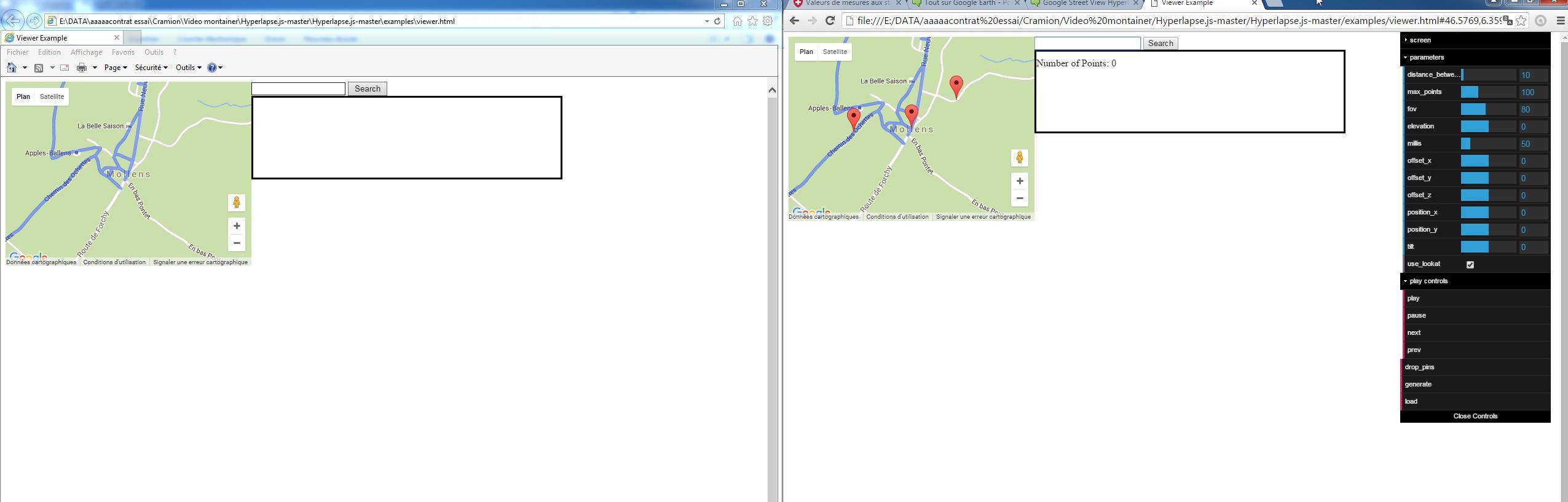Google Street View Hyperlapse (Tuto) - Page 2 Hyperl10