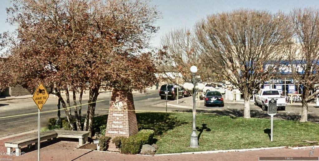 Route 66 : parcours d'un mythe américain. - Page 10 Borne_11