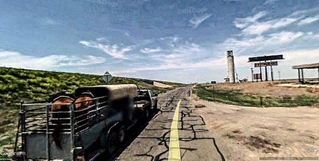 STREET VIEW : les cartes postales de Google Earth - Page 62 Chevau11