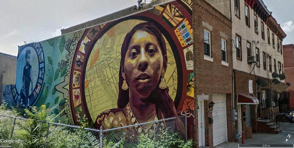 STREETVIEW : les fresques murales de Philadelphie  - Page 15 Fresqu10