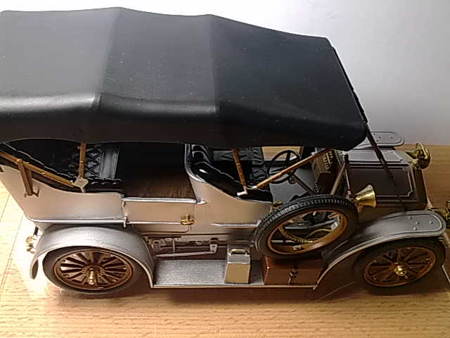 Rolls Royce Silver Ghost 1906 21022012