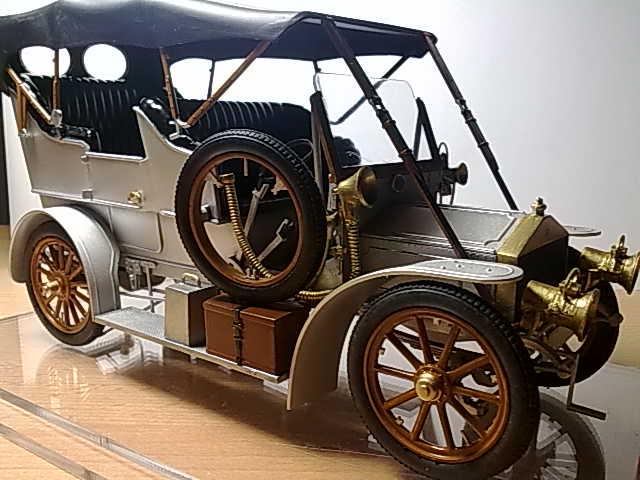 Rolls Royce Silver Ghost 1906 21022013