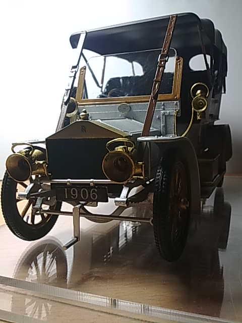 Rolls Royce Silver Ghost 1906 21022014