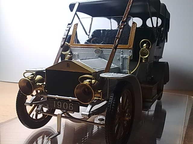 Rolls Royce Silver Ghost 1906 21022015