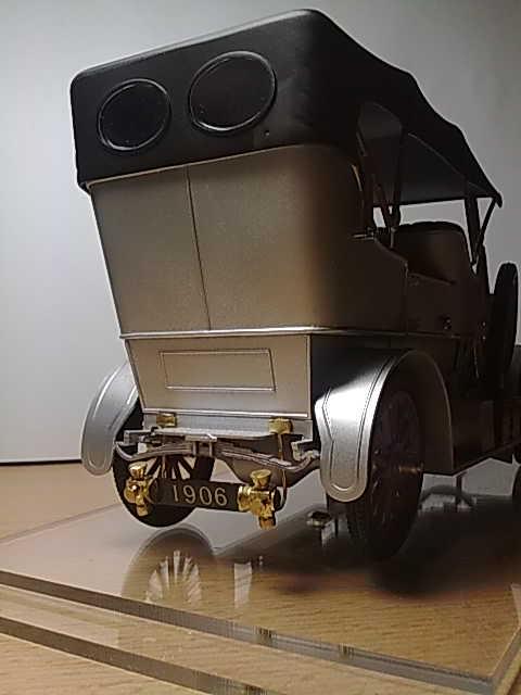 Rolls Royce Silver Ghost 1906 21022019
