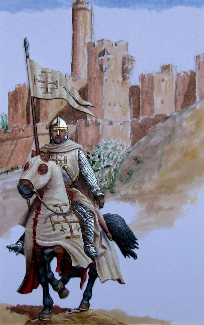 Baudouin de Boulogne roi de Jérusalem Baudou10