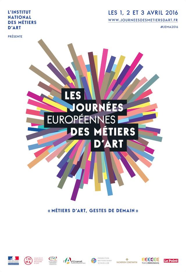 Les Journées Européennes des Métiers d'Art 120x1710