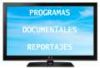 Prog. y documentales TV
