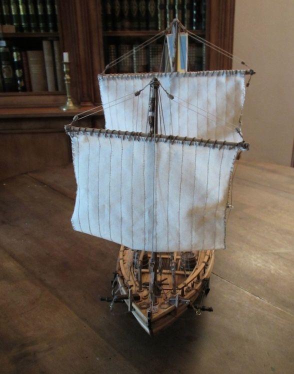 Modélisme Naval Le Radoub du Ponant - Portail Captur62