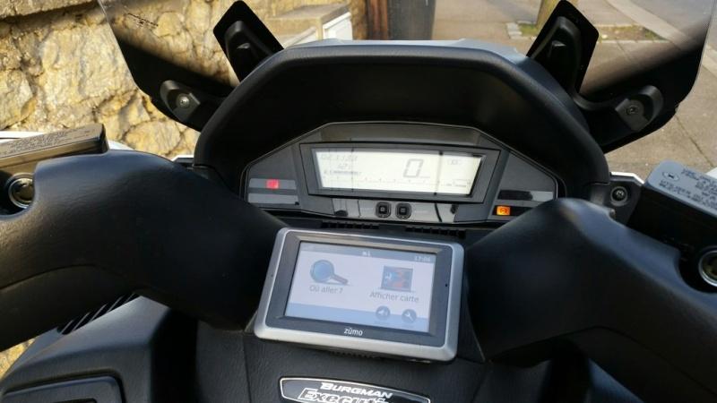 Vends GPS Garmin Zumo 660 20160218