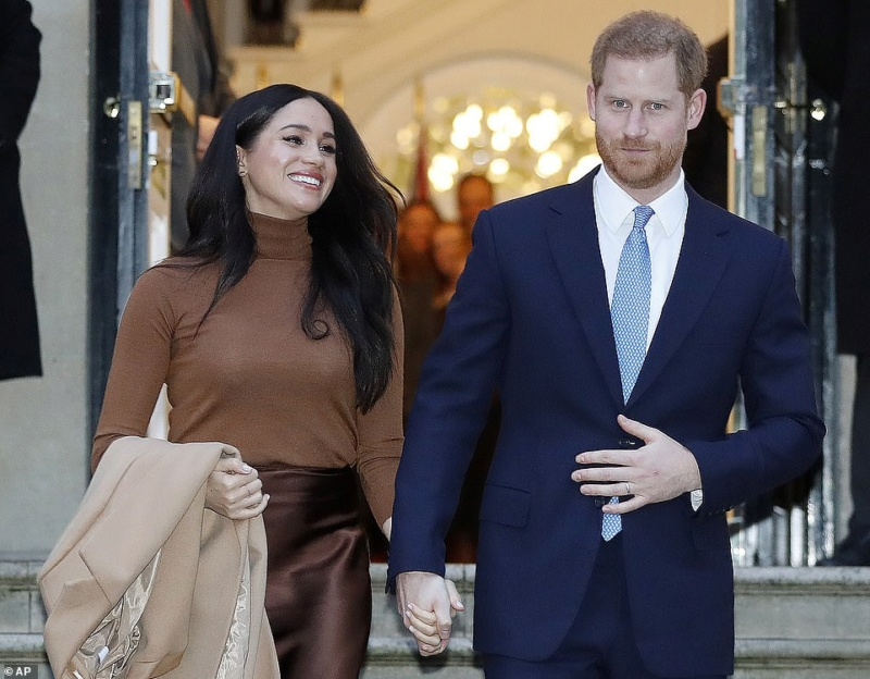 PRINCE HARRY ET MEGHAN MARKLE - Page 3 23571610