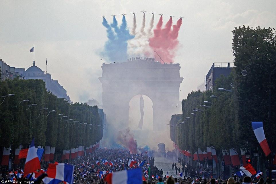 COUPE DU MONDE 2018  FRANCE  4e524d10
