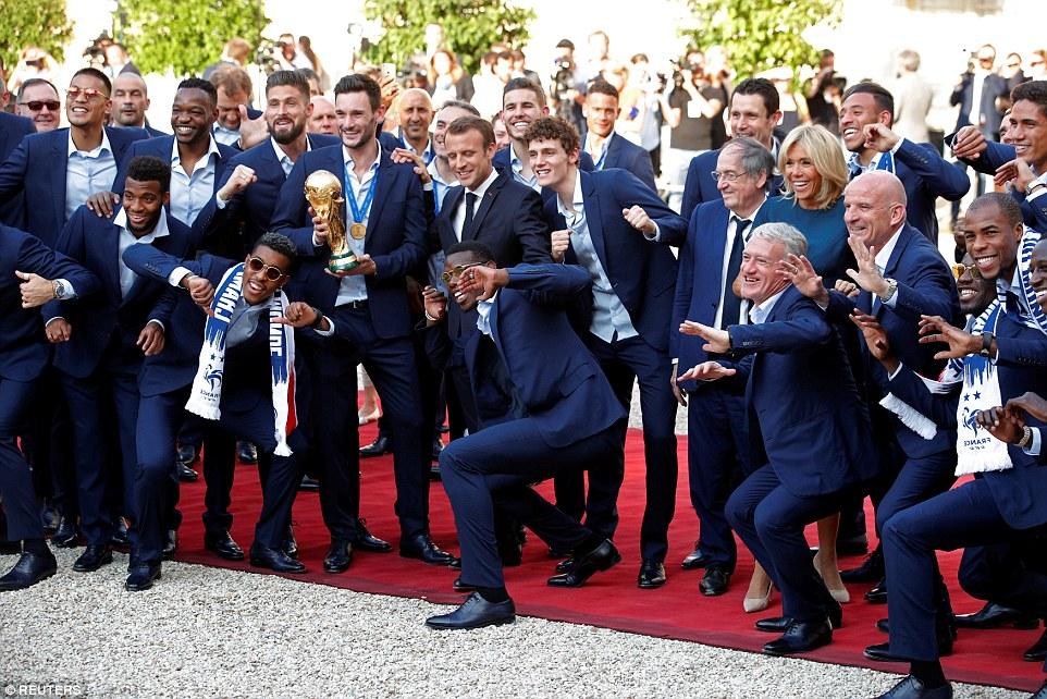 COUPE DU MONDE 2018  FRANCE  4e525d10