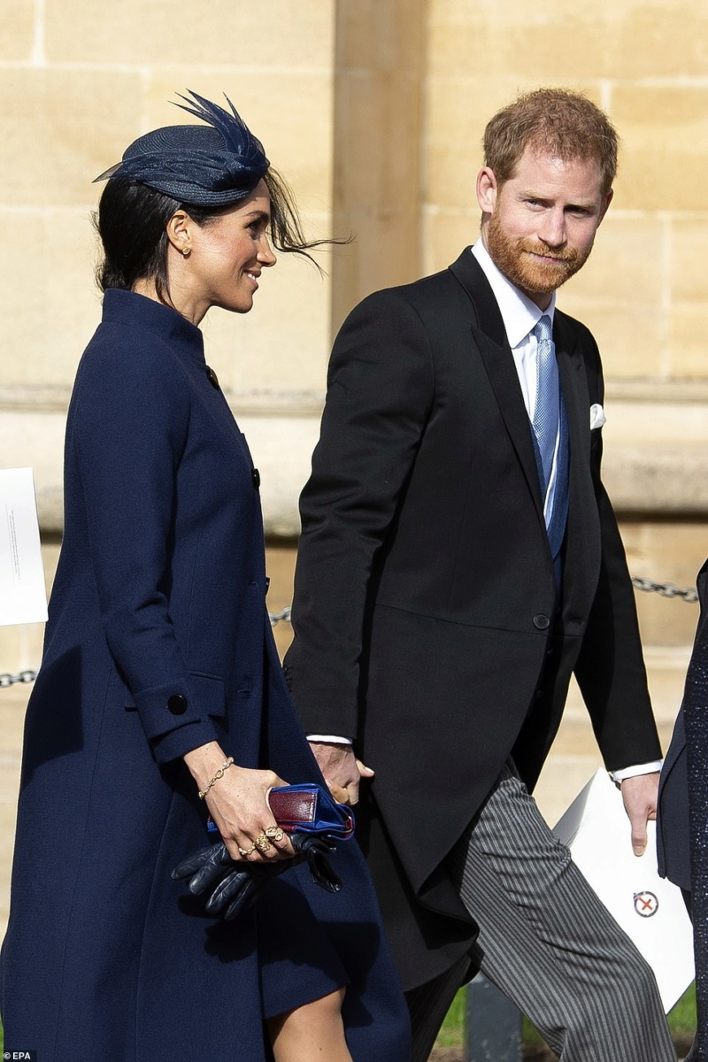 PRINCE HARRY ET MEGHAN MARKLE 50493310
