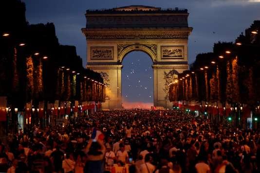 COUPE DU MONDE 2018  FRANCE  58657e10