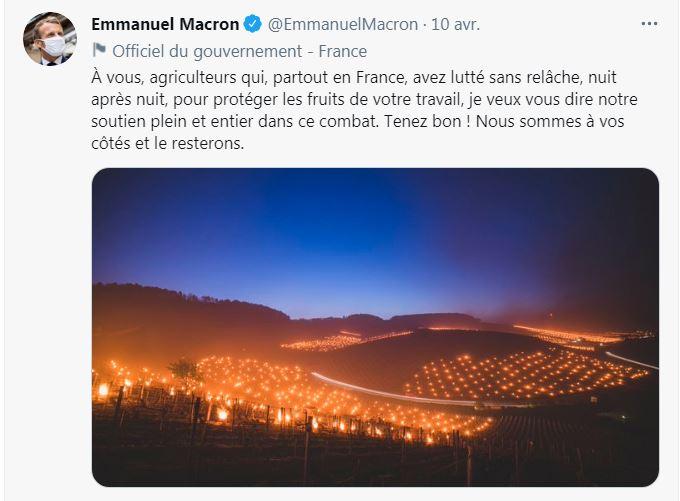 BIZARRERIES Macron10