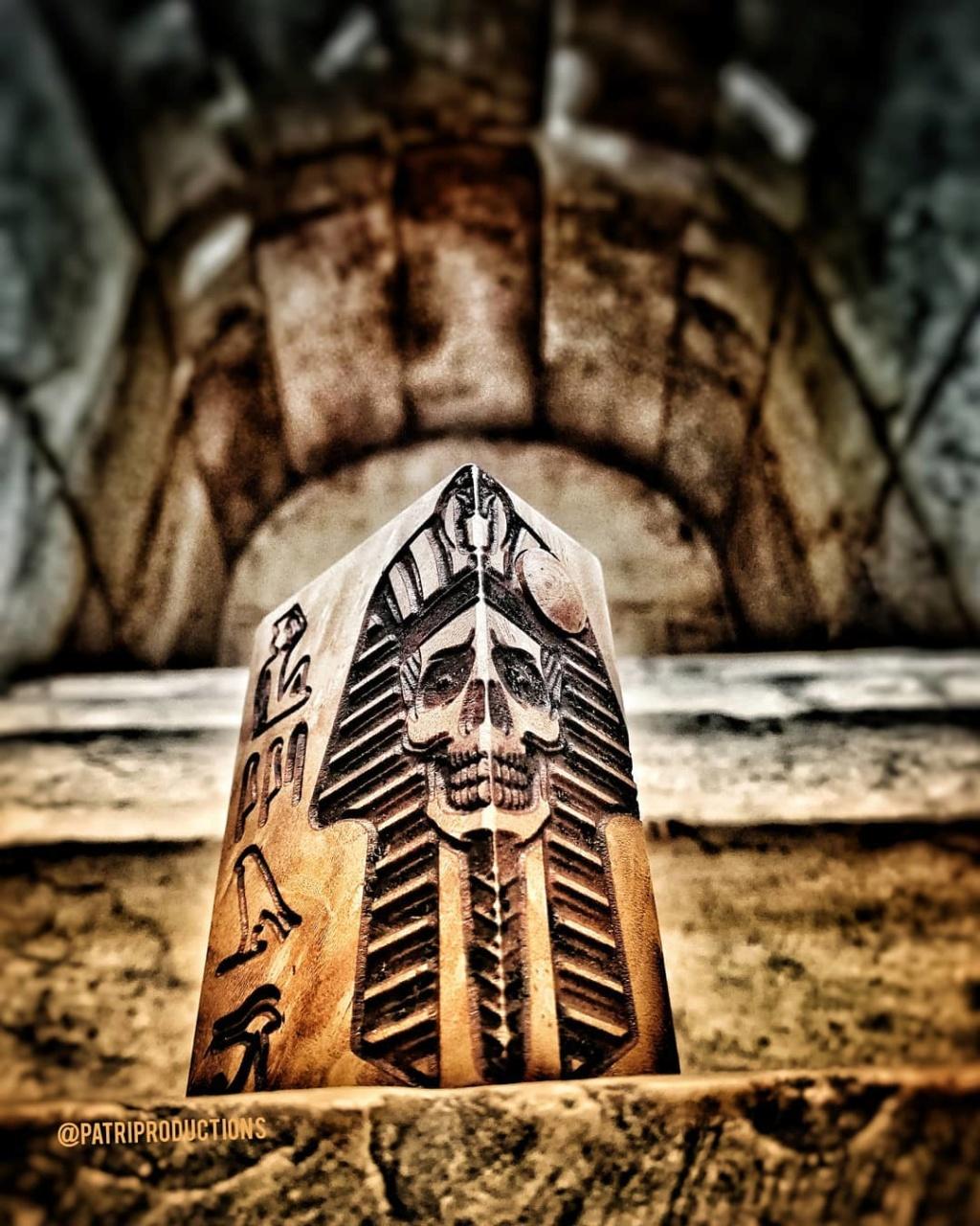 Narmer REAL MODS SPAIN de Madera estabilizada y bloqueo 67630511
