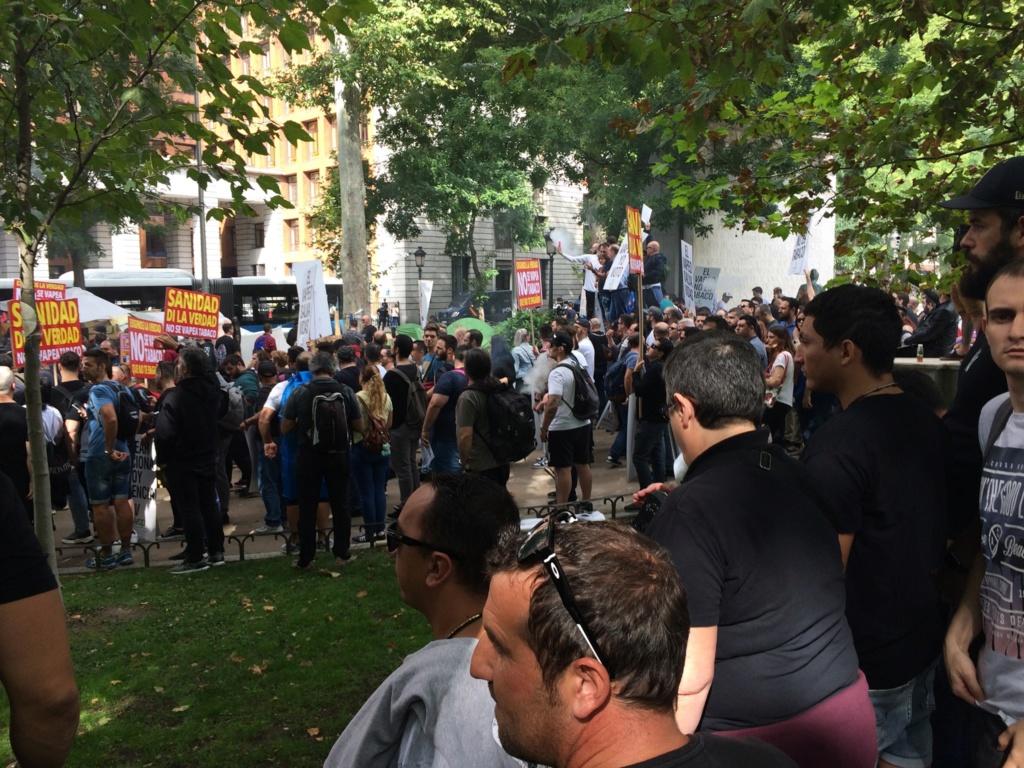 Manifestación de hoy en Madrid 70360311