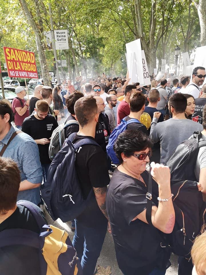 Manifestación de hoy en Madrid 70971410