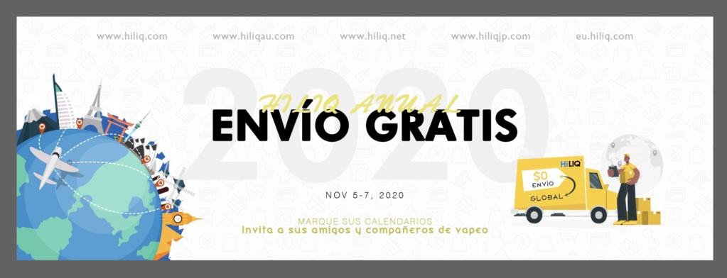 EL ENVÍO ANUAL GRATIS DE HILIQ 2020 Free_s10