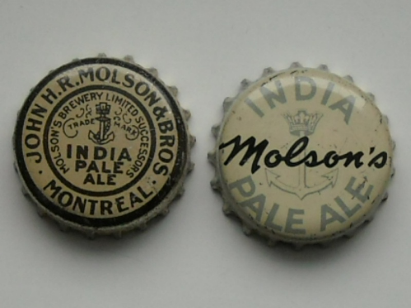 Molson pale ale 1908 02311