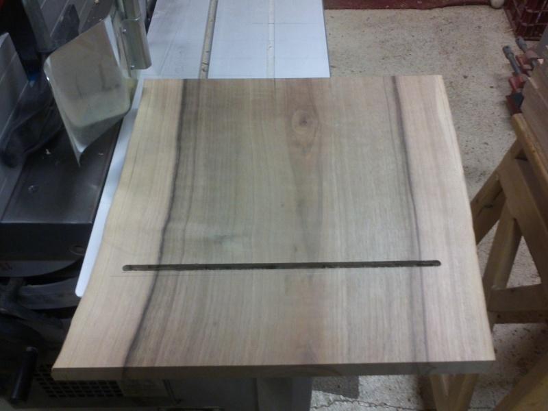 table basse en noyer Img42614