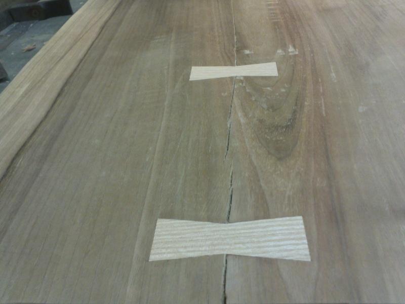 table basse en noyer Img42710