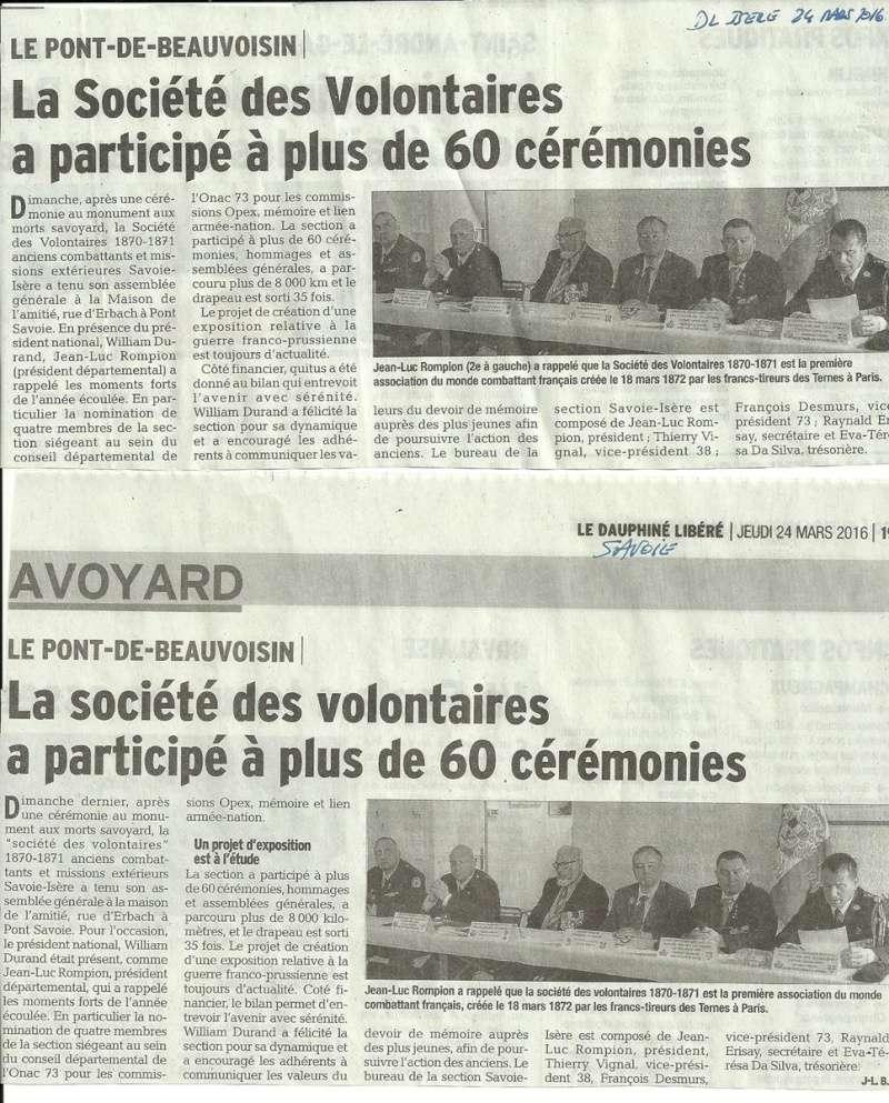 ACTIVITES DIVERSES DE LA SECTION SAVOIE ISERE - Page 5 Ag_20110
