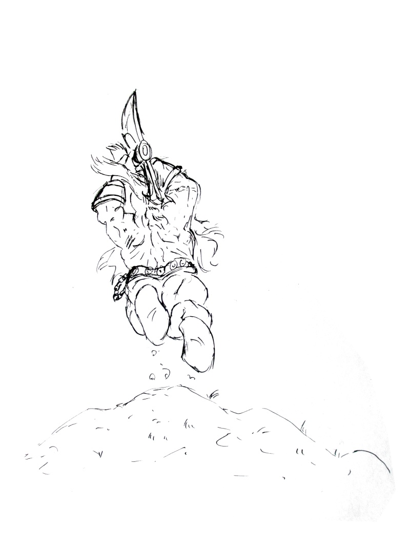 Les dessins de Gromdal - Page 8 2016_011